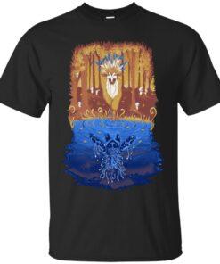 Autumn Forest Spirit Cotton T-Shirt