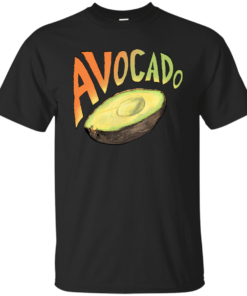 Avocado guacamole Cotton T-Shirt