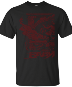 BABYMETAL Moon Red Cotton T-Shirt