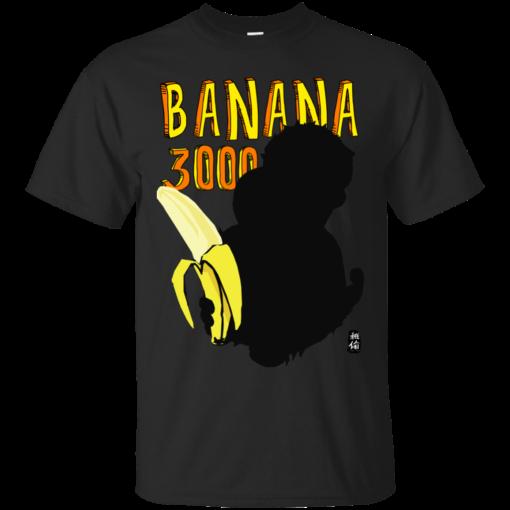 BANANA 3000 banana Cotton T-Shirt