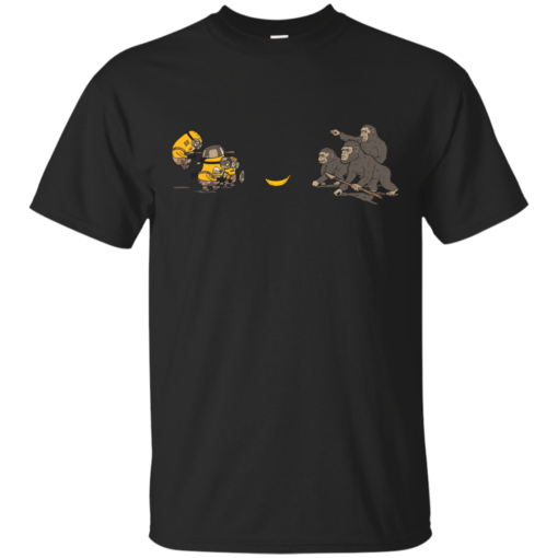 BANANA cute Cotton T-Shirt
