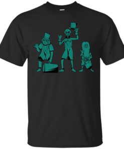 BEWARE of Hitchhiking Ghosts Cotton T-Shirt