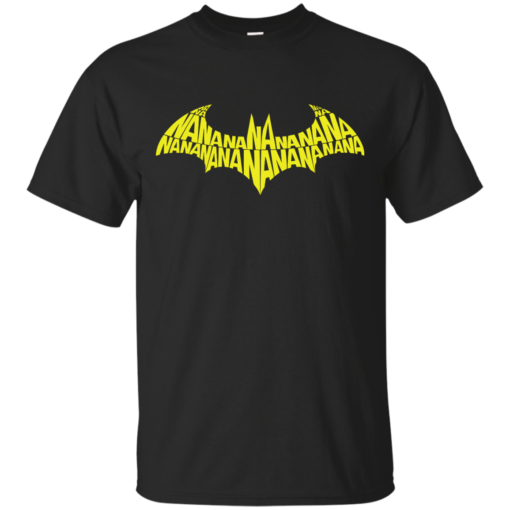 Ba Na Na Na lego batman Cotton T-Shirt