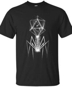 Bacteriophage Cotton T-Shirt
