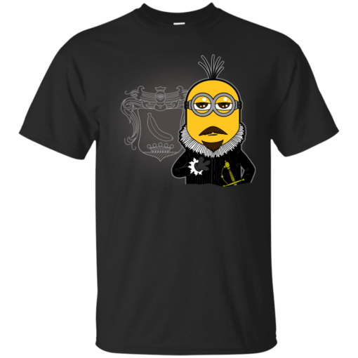 BanaKnight kevin minion Cotton T-Shirt