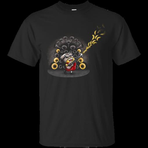 Banana Fury minions  Cotton T-Shirt
