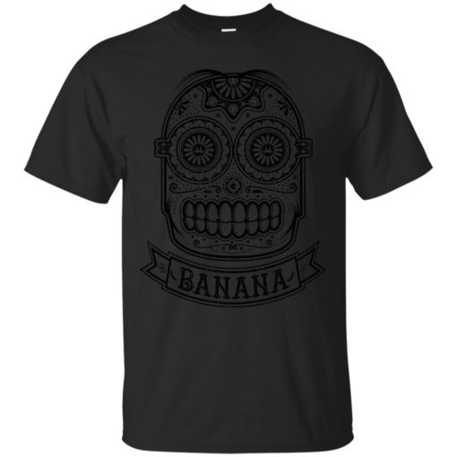 Banana animation Cotton T-Shirt