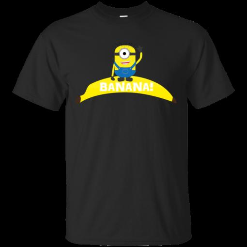 Banana bananas Cotton T-Shirt