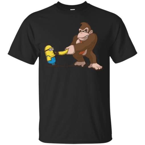 Banana fighters movies Cotton T-Shirt
