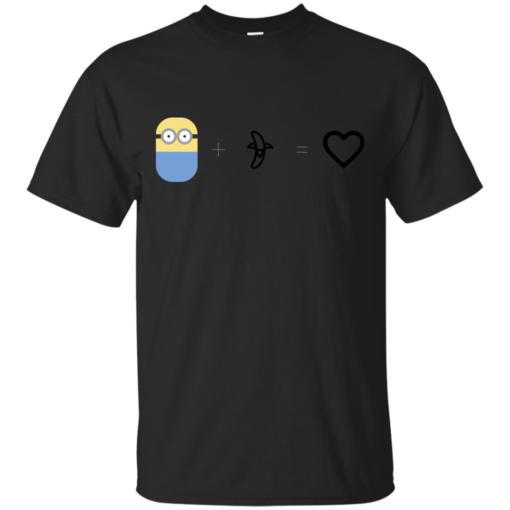 Banana gru Cotton T-Shirt