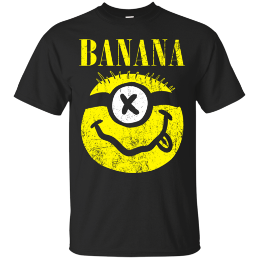 Banana movies Cotton T-Shirt