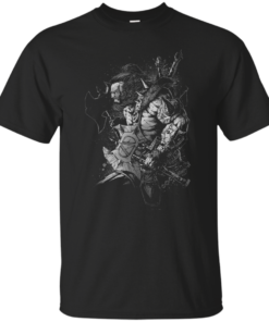 Barbarian First Attack Cotton T-Shirt