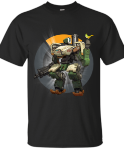 Bastion Cotton T-Shirt
