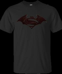 Batman Logo Cotton T-Shirt
