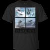 Battlefront Four Square Cotton T-Shirt