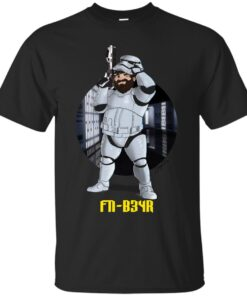 Beartrooper FNB34R Cotton T-Shirt