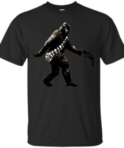 Bigfoot Cotton T-Shirt