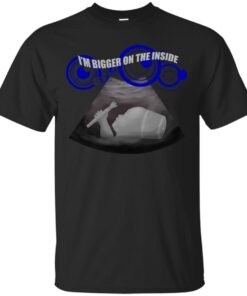 Bigger on the Inside Cotton T-Shirt