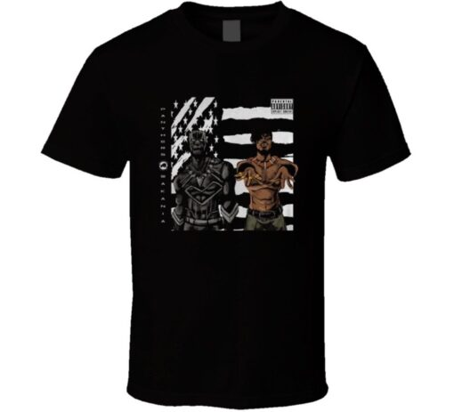 Black Panther Outkast Cover Album Stankonia T Shirt