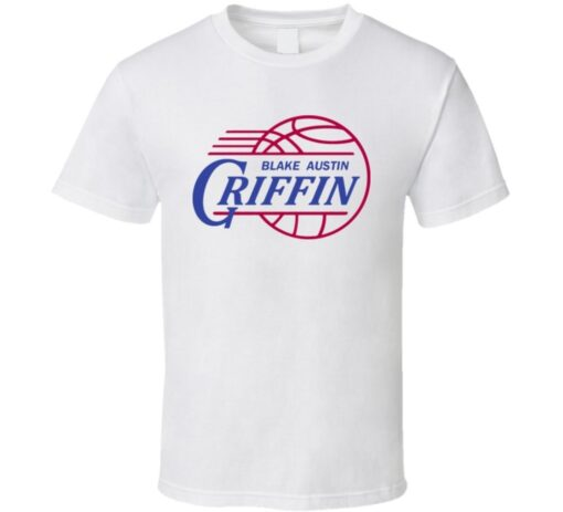 Blake Griffin Los Angeles Basketball T Shirt