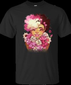 Bouquet Cotton T-Shirt