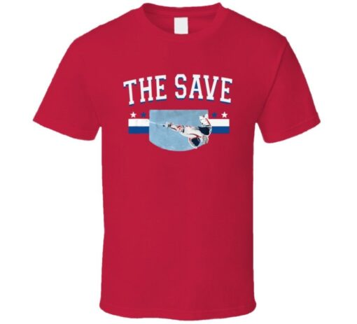 Braden Holtby Washington Stanley Cup Save Cool T T Shirt