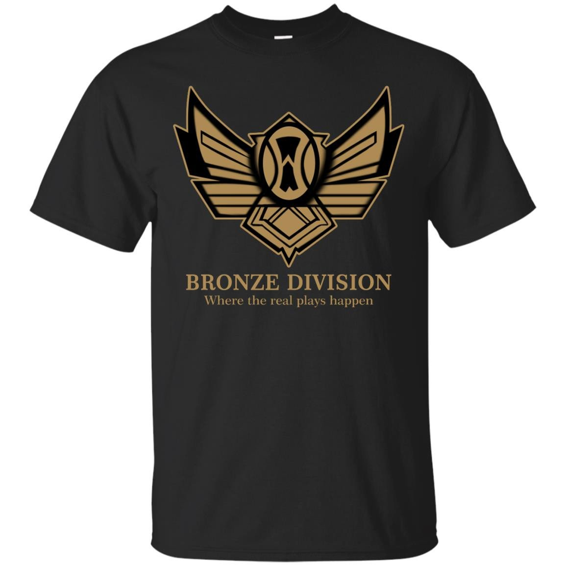 Bronze Division Cotton T-Shirt