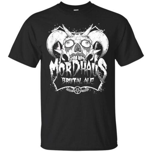 Brutal Ale Cotton T-Shirt