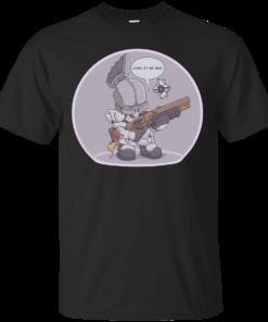 Bubble Titan Cotton T-Shirt