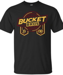 Bucket Bros Cotton T-Shirt