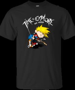 Calvin Pilgrim Cotton T-Shirt