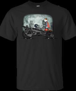 Calvin V Hobbes Cotton T-Shirt