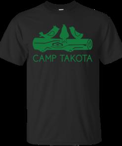 Camp Takota Cotton T-Shirt