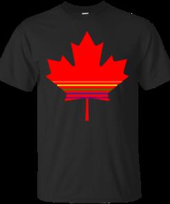 Canada Pride 2 Cotton T-Shirt