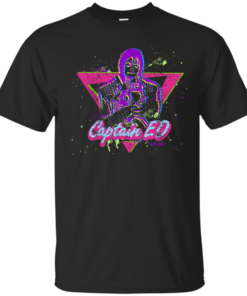 Captain EO Cotton T-Shirt