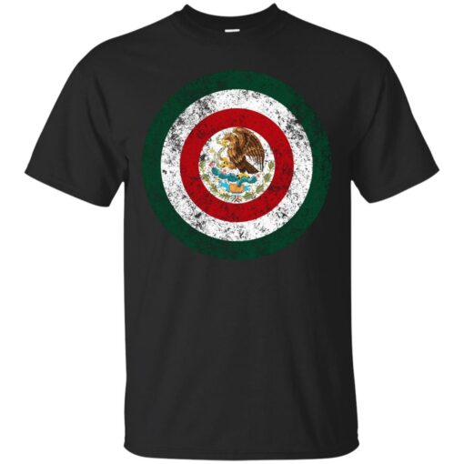 Captain Mexico Cotton T-Shirt