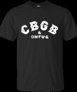 Cbgb Cotton T-Shirt