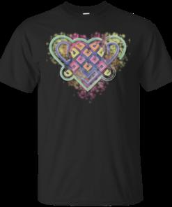 Celtic At Heart Cotton T-Shirt