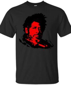 Che Gerrera red version Cotton T-Shirt