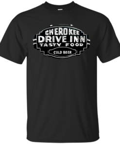 Cherokee Sign Cotton T-Shirt