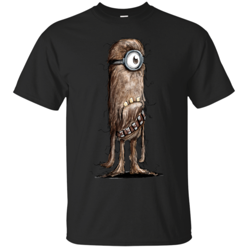 Chewion wookie Cotton T-Shirt