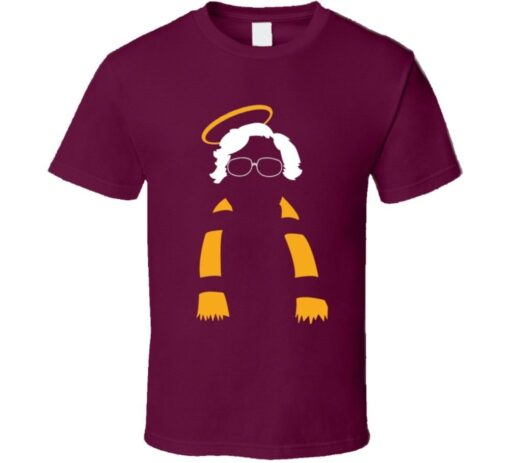 Chicago Loyola College Basketball Madness Sister Jean Power Cool Fan T Shirt