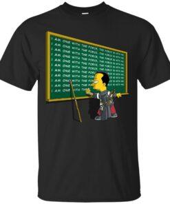 Chirrut Detention Cotton T-Shirt