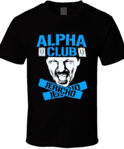Chris Jericho Alfa Fight Club T T Shirt