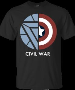 Civil War Cotton T-Shirt