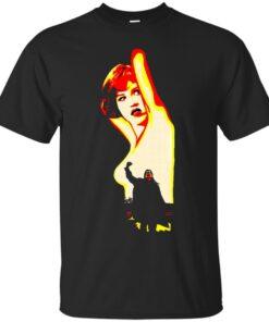 Claire Loves Bender Cotton T-Shirt