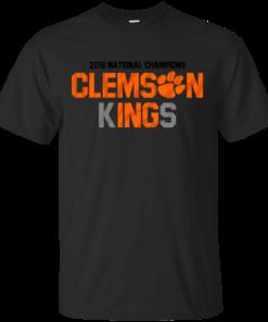 Clemson Kings Clemsoning Cotton T-Shirt