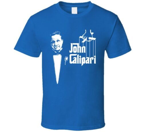 Coach John Calipari Of Kentucky Godfather T T Shirt