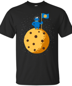 Cookie Conquered Cotton T-Shirt
