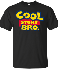 Cool Story Bro The Sequel Cotton T-Shirt